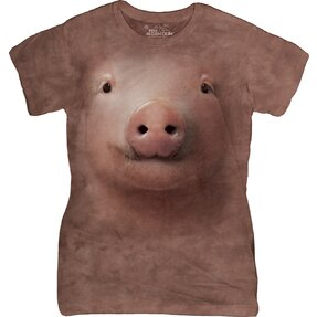 Pig Face Farm & Food T Shirt