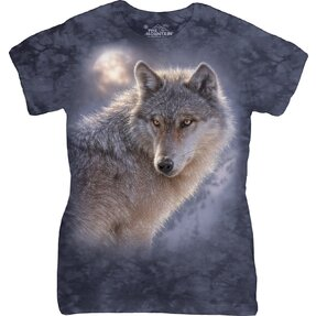 Adventure Wolf Wolves T Shirt